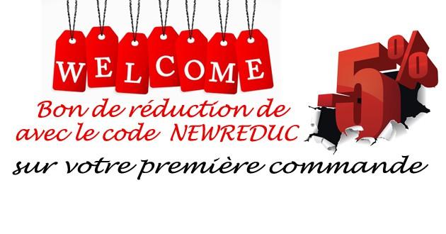 Code de réduction piercing et bijoux: NEWREDUC