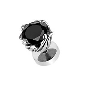 faux piercing tendance plug d'oreille
