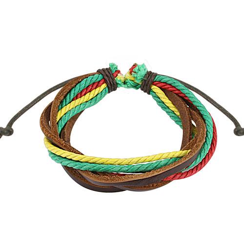 bijou bracelet en corde