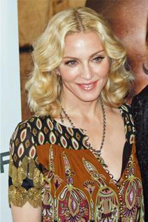 Piercing Madonna